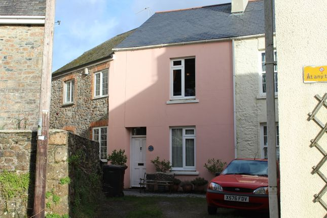 Thumbnail End terrace house for sale in Prospect Place, South Brent, Devon