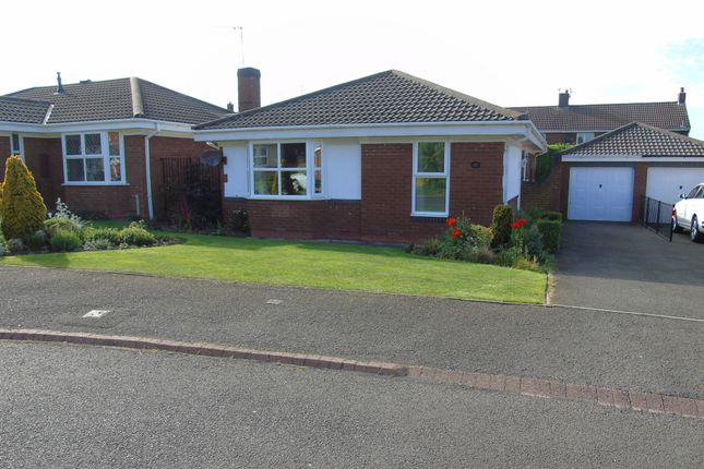 Thumbnail Bungalow for sale in Merley Gate, Morpeth