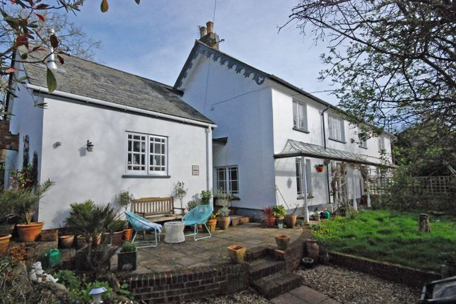 Thumbnail Semi-detached house for sale in Church Road, Lympstone, Exmouth