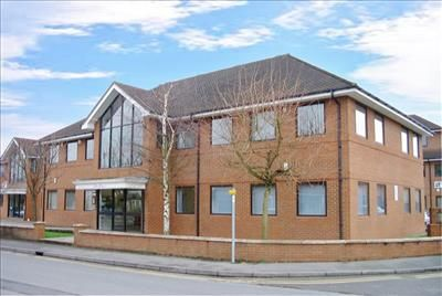 Office to let in 1st Floor, Mere House, Mere Park, Buckinghamshire