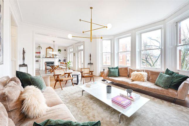 Thumbnail Flat for sale in Kensington Mansions, Trebovir Road, London