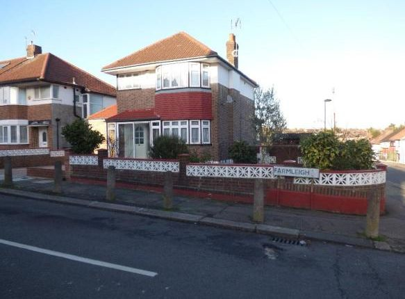 Thumbnail Detached bungalow for sale in Farmleigh, London