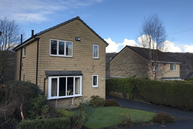 Thumbnail Detached house for sale in Broombank, Huddersfield, West Yorkshire