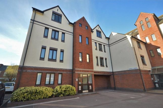 Thumbnail Flat to rent in Gabriels Wharf, Haven Banks, Exeter