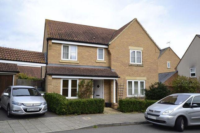 Thumbnail Detached house to rent in Hepburn Crescent, Oxley Park, Milton Keynes