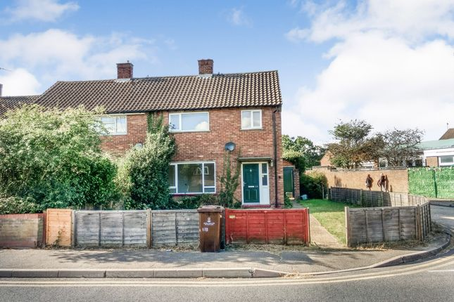 Thumbnail Semi-detached house for sale in Queen Elizabeth Way, Colchester
