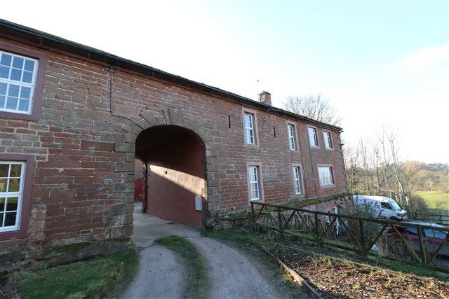 High Head Castle Ivegill Carlisle Cumbria Ca4 3 Bedroom Barn Conversion For Sale 42863659