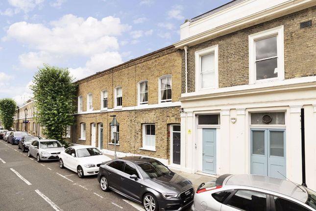 Thumbnail Terraced house for sale in Wellington Row, London