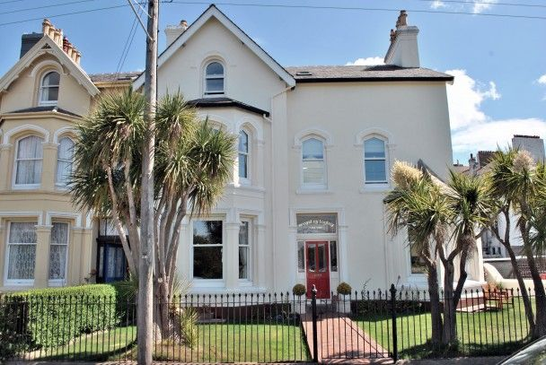 Thumbnail Semi-detached house for sale in Reayrt Ny Loghey, Park Road, Ramsey
