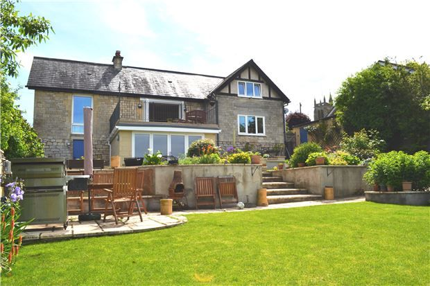 Thumbnail Detached house for sale in Ostlings Lane, Bathford, Bath, Somerset