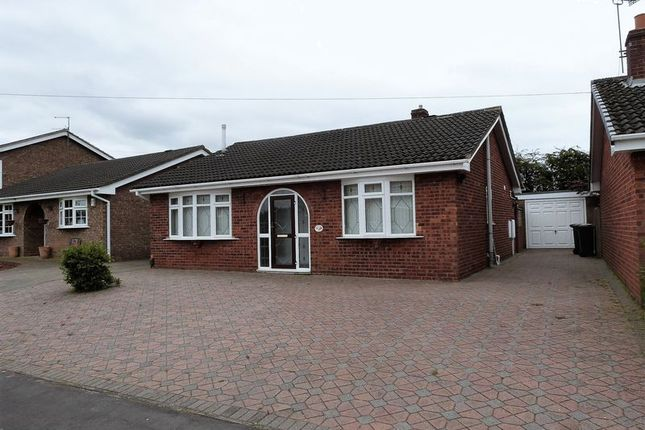 Thumbnail Detached bungalow to rent in Springfield, Thringstone, Coalville