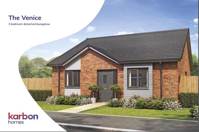 Thumbnail Bungalow for sale in Ladgate Lane, Middlesbrough