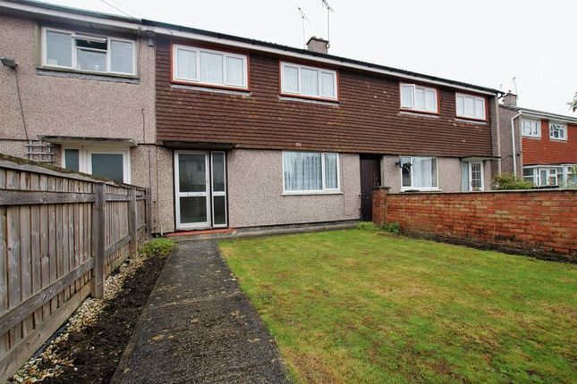 Thumbnail Terraced house for sale in Netherton Close, Swindon