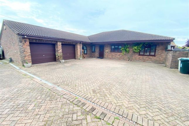 Thumbnail Bungalow for sale in Magna Mile, Ludford, Market Rasen