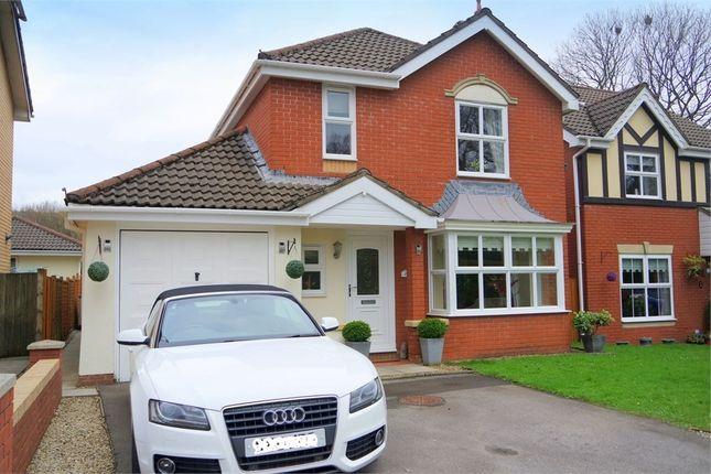 Thumbnail Detached house for sale in Parc-Tyn-Y-Waun, Llangynwyd, Maesteg, Mid Glamorgan
