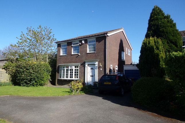 Thumbnail Detached house for sale in Towers Close, Bedlington