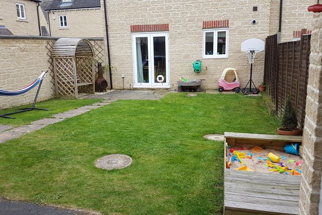 Thumbnail Semi-detached house for sale in Blackthorn Mews, Carterton