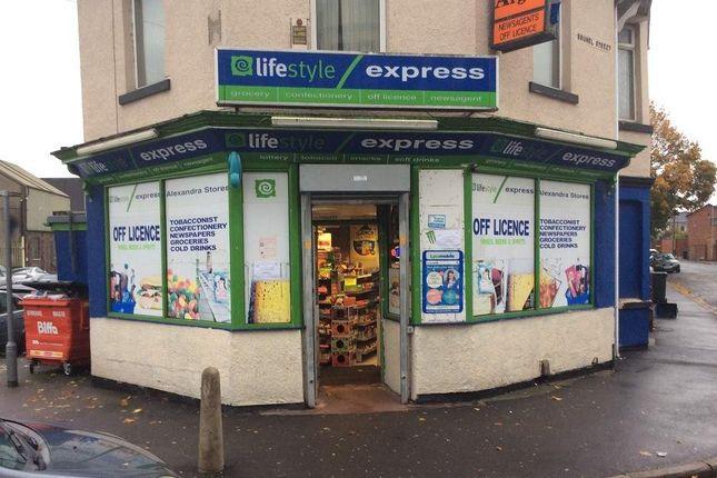 Retail premises for sale in Alexandra Road, Newport