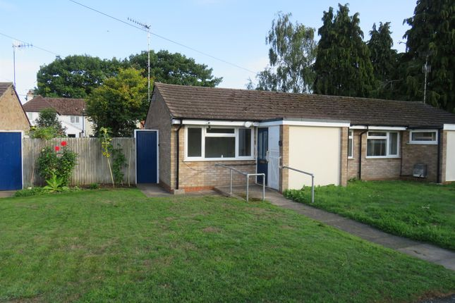Thumbnail Semi-detached bungalow for sale in Charlecote Close, Tiddington, Stratford-Upon-Avon