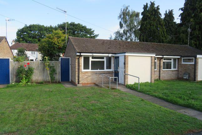 Thumbnail Semi-detached bungalow for sale in Charlecote Close, Tiddington, Stratford-Upon-Avon