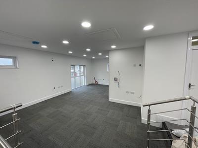 Thumbnail Office to let in Rear Of 113 High Street, Barkingside, Barkingside, Essex