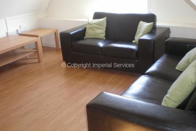 Thumbnail Flat to rent in Claude Road, Cardiff