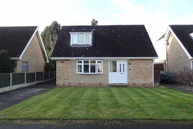 Thumbnail Detached bungalow to rent in Mcgredy Drive, Shrewsbury