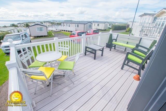 Veranda of Sunset View, Sandy Bay, Exmouth EX8