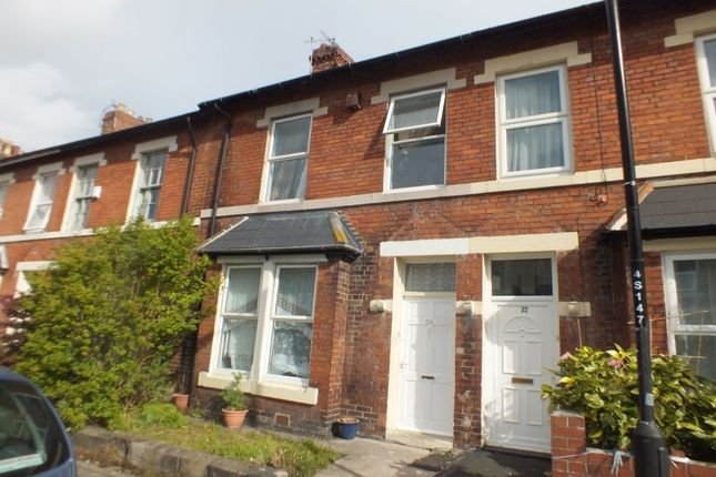 Thumbnail Terraced house for sale in Sidney Grove, Newcastle Upon Tyne