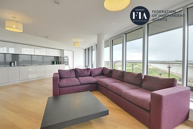 Thumbnail Flat to rent in Edmunds House, Colonial Drive, Chiswick