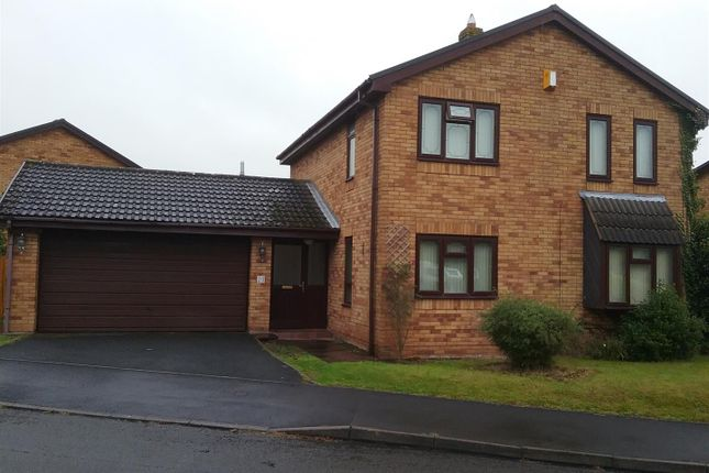 4 bed detached house for sale in Carnoustie Drive, Sutton Hill, Telford
