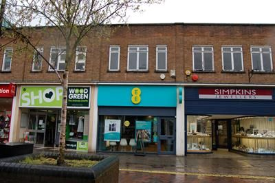 Thumbnail Retail premises for sale in 26, High Street, Haverhill