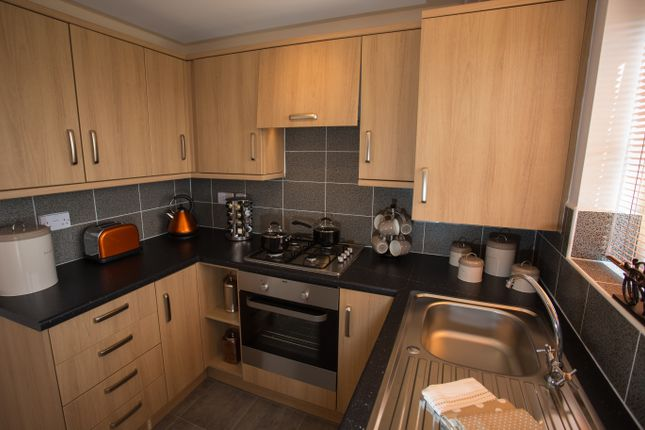 2 bed semi-detached house for sale in The Cork, Former West Chilton Farm, Chilton, Ferryhill