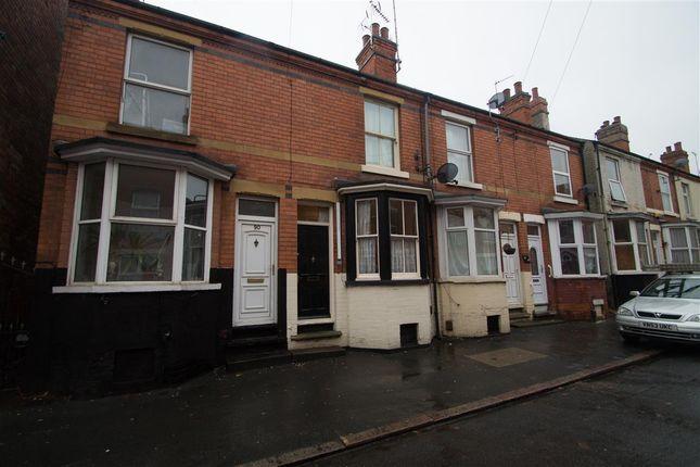 Thumbnail Terraced house to rent in Port Arthur Road, Sneinton, Nottingham