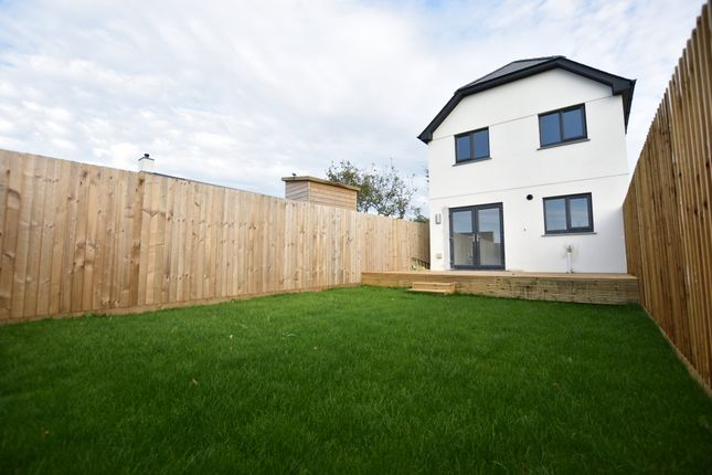 Thumbnail Detached house for sale in Rosewarne Close, Camborne
