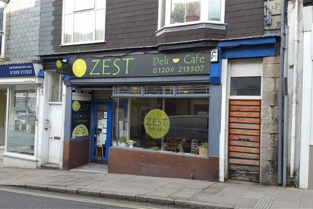 Restaurant/cafe for sale in Zest Cafe, 37, Fore Street, Redruth