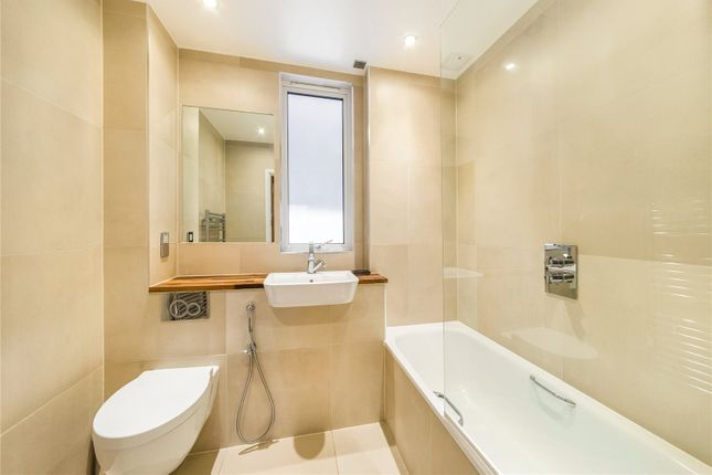 Bathroom of Altayyar House, 102 Marsham Street, Westminster, London SW1P