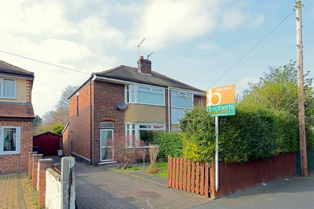 Thumbnail Semi-detached house for sale in Kendal Road, Shrewsbury