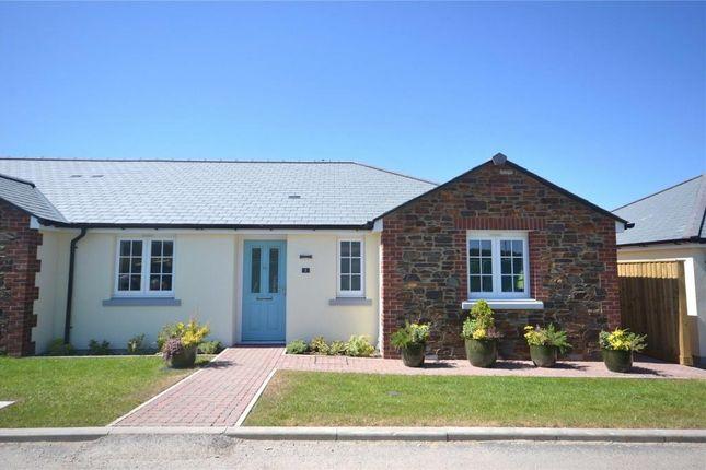 3 bed bungalow for sale in Apple Tree Court, Dobwalls, Liskeard, Cornwall PL14