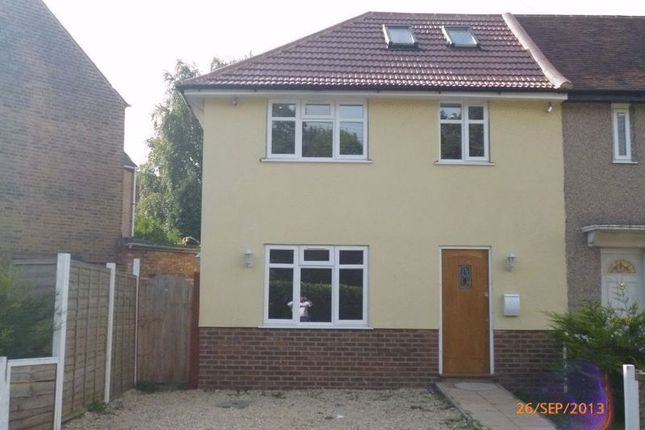 Thumbnail Semi-detached house to rent in Windmill Road, Slough