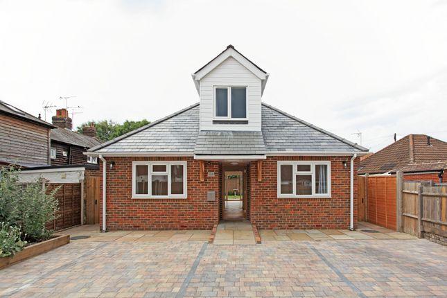 Thumbnail Detached house to rent in London Road, Dunton Green, Sevenoaks, Kent
