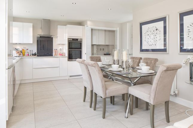 """Thumbnail Detached house for sale in """"Chesham"""" at Park Hall Road, Mansfield Woodhouse, Mansfield"""