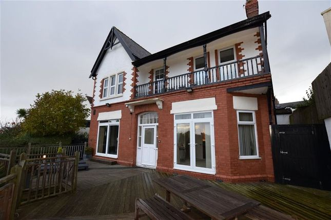 Thumbnail Detached house for sale in Claremount Road, Wallasey, Merseyside