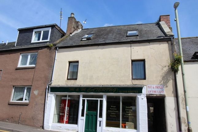 Thumbnail Flat to rent in Market Street, Brechin