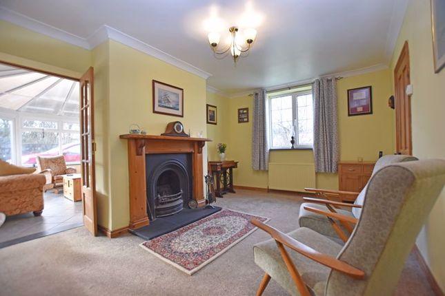 Living Room of Trevarren, St. Columb TR9