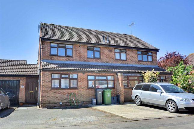 Thumbnail Semi-detached house for sale in Hembury Close, Hardwicke, Gloucester
