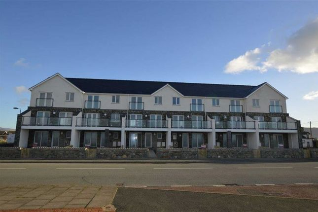 Thumbnail Town house for sale in New Seafront Town Houses, No 8, Marine Parade, Tywyn, Gwynedd