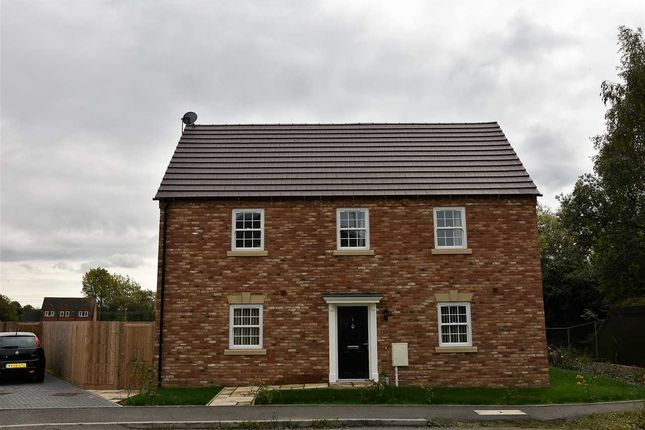 Thumbnail Flat to rent in Prescod Close, Wellingborough