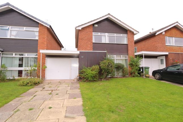 Thumbnail Detached house to rent in Burnham Close, Cheadle Hulme, Cheadle