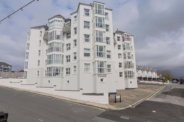Thumbnail 2 bedroom flat for sale in Promenade, Port Erin, Isle Of Man